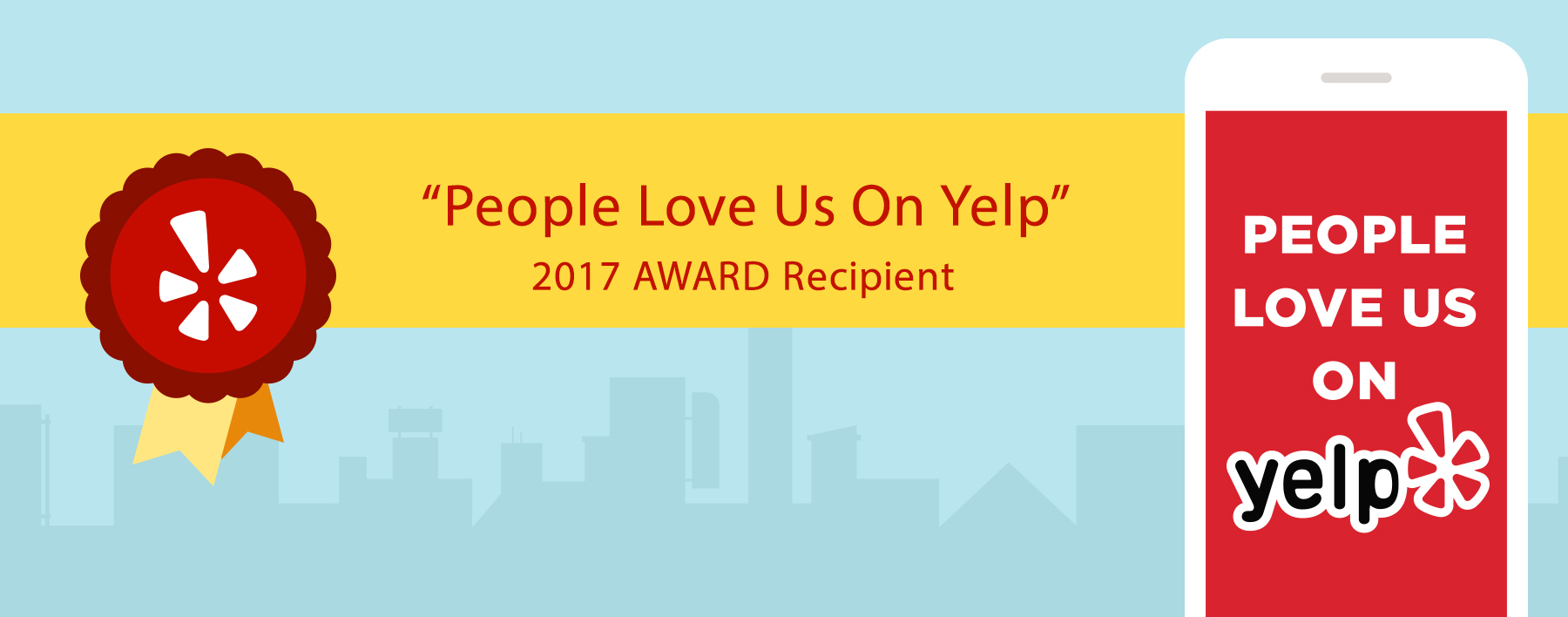yelp-people love us award